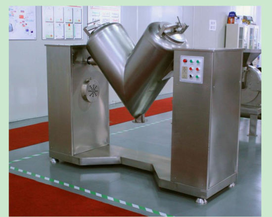 V Type Pharmacetical Machine Powder Mixer (model V-180)