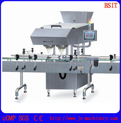 Hard/Soft Gelatin Capsule Electric Counting Machine (24 channels)