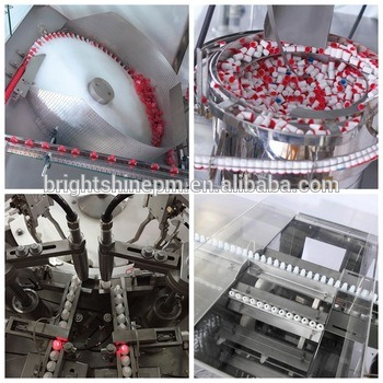 Pet Bottle Manufacture Price E-Cigarette Liquid Filling Production Line Machine