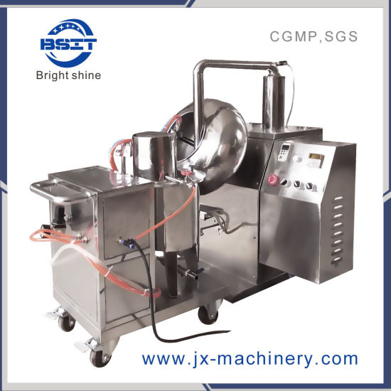 High Quality SUS304 Candy Tablet Sugar Film Coating Machine (BYC600)