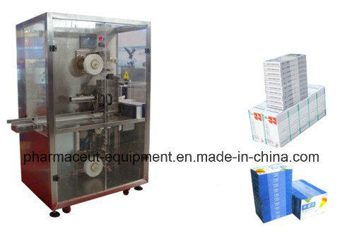 FM450 Automatic Box Shrink Film Packing Machine