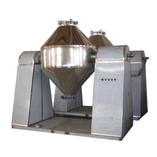 SUS304 Automatic Drum Washing and Drying Machine in Pharmaceutical Chemical and Food Industry