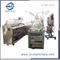 PLC Control Piston Pump Automatic Suppository Liquid Bottle Filling Sealing Machine