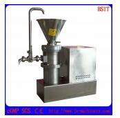 Food Commercial Vertical Peanut Butter Making Colloid Mill Machine