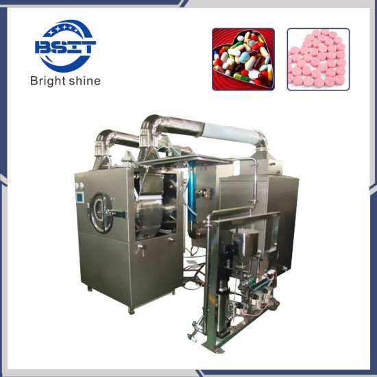 High Speed SS316 Tablet Candy Pill Film Coating Machine (BGW)