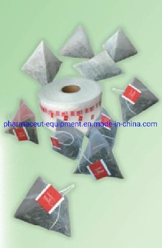 New Model Dxdc50 Pyramid Tea Bag Filling Sealing Packing Machine