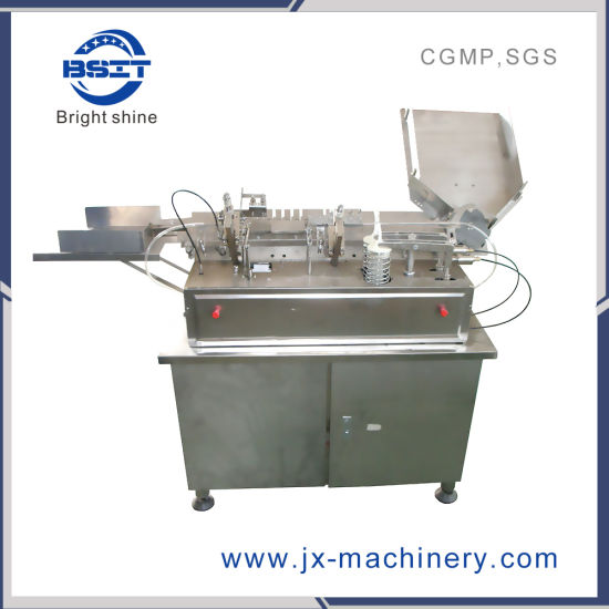 PLC Control Injection Glass Ampoule Filling Sealing Machine (5-10ML)