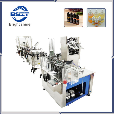 50ml Bottle Automatic Perfume Filling Machines (with CE)