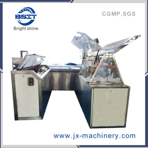 Ovule/Bullet/Duckbilled Dosage PVC PE Suppository Filling Sealing Machine (ZS-U)